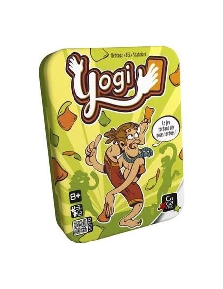 Yogi - Le jeu tordant des poses tordues !
