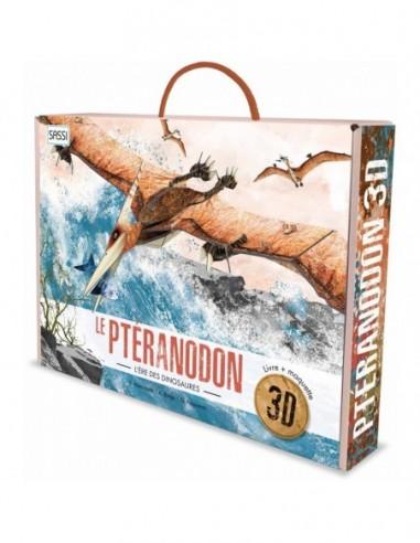 Le ptéranodon 3D. L'ère des dinosaures