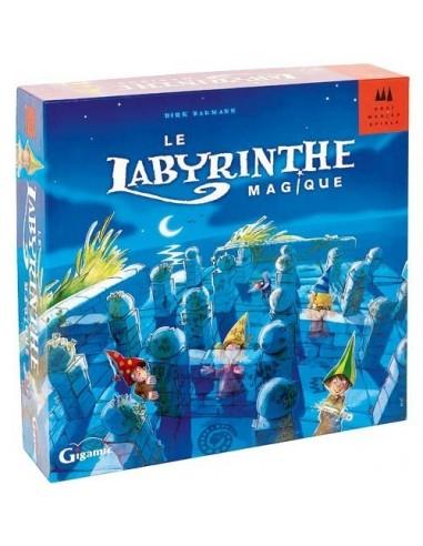 Le labyrinthe magique