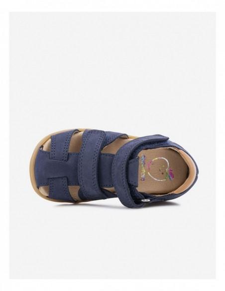 Chaussure PIKA Scratch Navy Wood