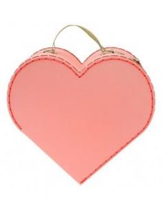 SHOO POM PLAY JOD HEART PINK  8382/PLAY JOD HEART
