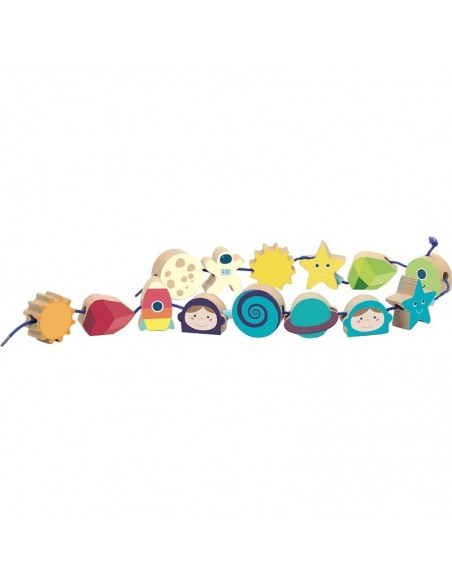 RICE Melamine Kids Cutlery - Bunny Print  BABSF-BUNG