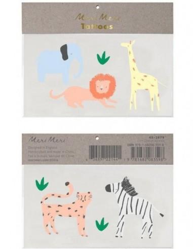 Tattoos safari