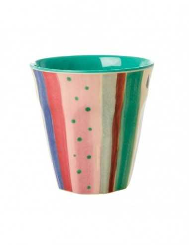 Gobelet en mélamine, « Louise's Stripes »