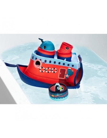 Le navire de Marius