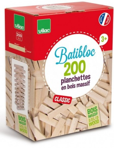 Batibloc classic - 200 planchettes en...