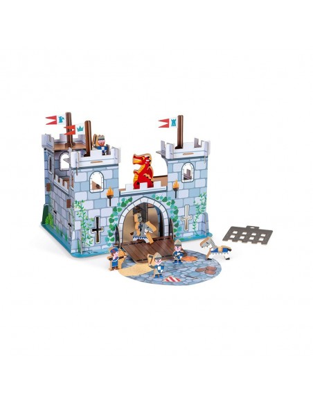 Chateau Fort Story (carton et bois)