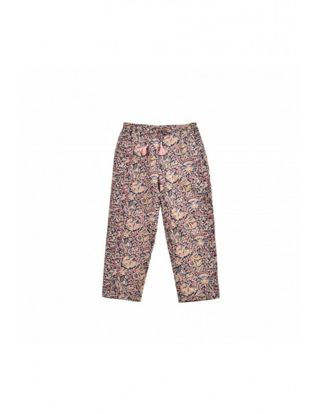 Pantalon Saca Nordish Flowers