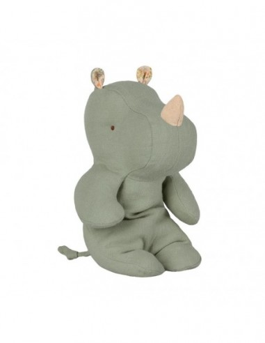 Doudou Rhino Dusty Green