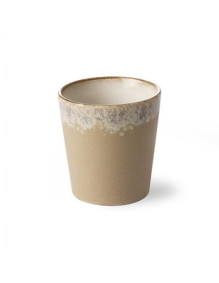 Mug ceramique 70's modèle bark