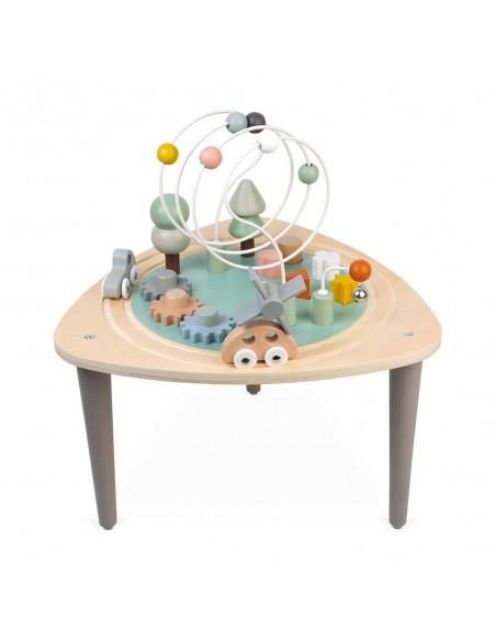 Table multi-activités en bois Sweet Cocoon