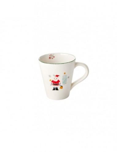 Tasse en céramique Père Noël
