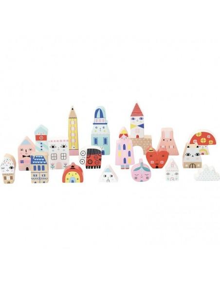 Tiny city Suzy Ultman