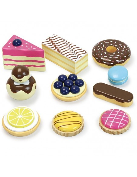 La ronde des desserts