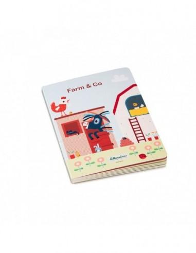 Farm & Co - Mon premier livre puzzle