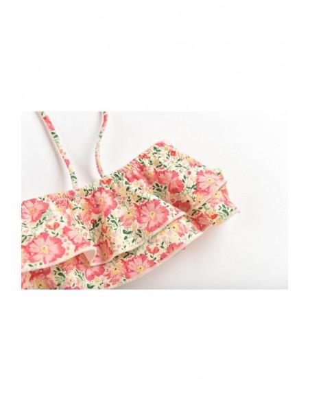 LOUISE MISHA Robe Nouchka Nordish Flowers Dress Nouchka Nordish Flowers