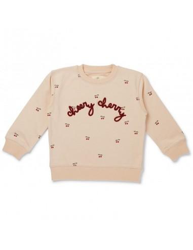 Pull Sweatshirt Lou imprimé Cherry...