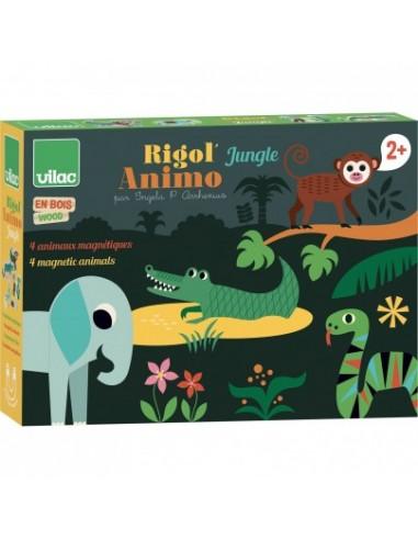 Rigol'animo jungle Ingela P.Arrhenius...