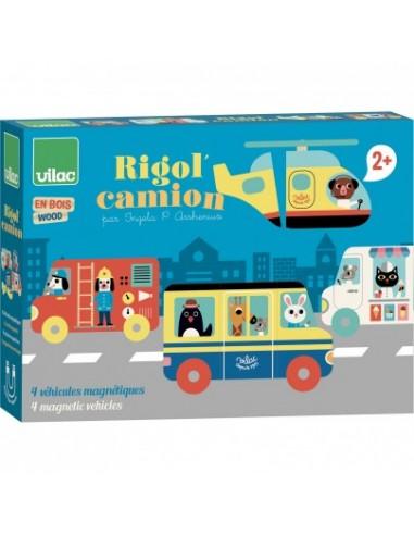 Rigol'camion Ingela P.Arrhenius Vilac