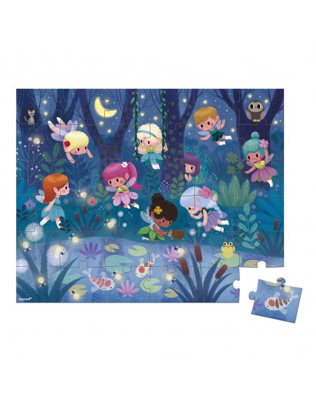 VILAC Puzzles trio Maman-bébé Suzy Ultman 3048700089052